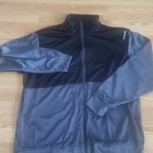 Reebok sweat Jacket size xxl